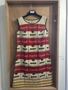 The souper dress - campbell