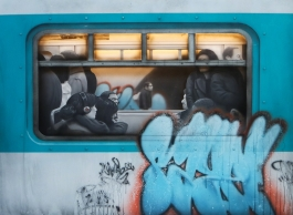 Metro Lumineux