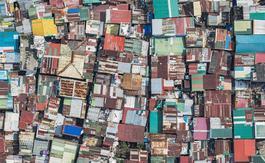 Aerial Views, Manila 02