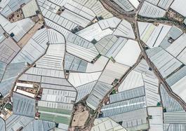 Aerial Views, Mar Del Plastico 01