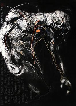 Salut Rodin 5 (Tribute to Rodin 5)