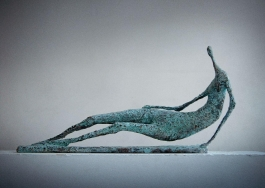 Lying Figure IV (Figure allongée IV)