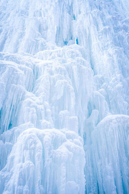 Frozen Waterfall