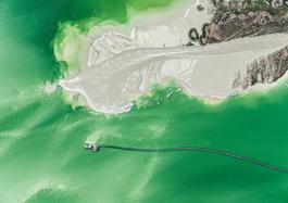 Aerial Views, Phosphate Mining 01