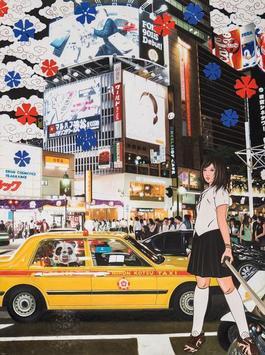 pandasan in kotsu taxi