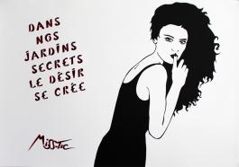 DANS NOS JARDINS SECRETS LE DÉSIR SE CRÉE