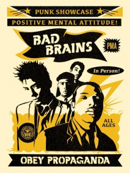 Bad Brain Punk Showcase