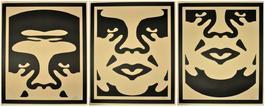 Obey Triptych