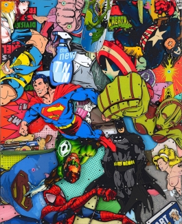 Pour en finir avec les super héros
