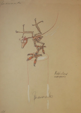 Robinson Archaiopterix