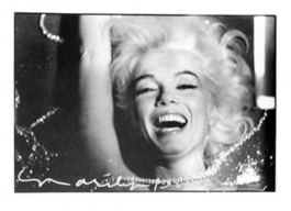 Marilyn Laughing In Rhinestones