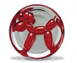 Red Balloon Dog