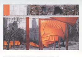 The Gates: Project for Central Park, New York City IX