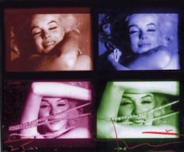 Marilyn Monroe Contact Sheet