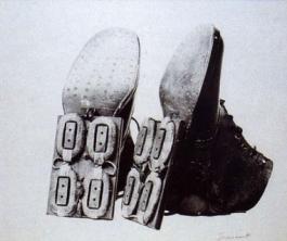 Magnetische schoenen