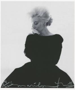 Marilyn: Dior Dress