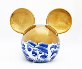 Small Mickey - gold