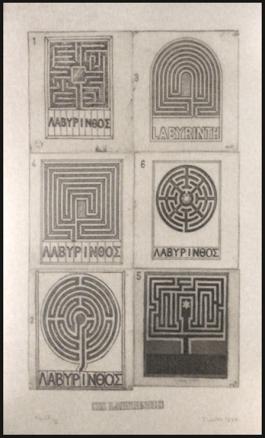 Six Labyrinths