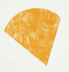 Untitled (Orange, State I)