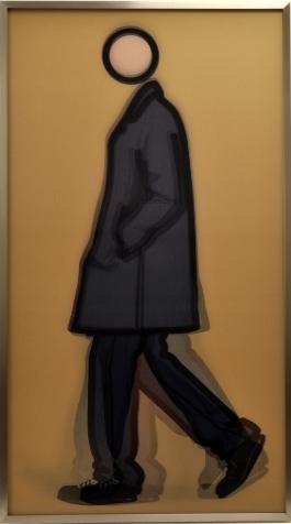 Jeremy Walking In Coat