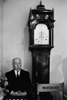 Hitchcock-clock