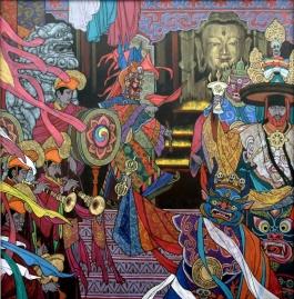 All Honor To Buddha