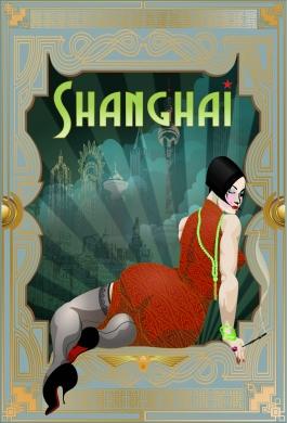 Shanghai Deco (Wanderlust Series)