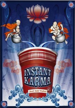 Instant Karma – Blue (Spiritus Series)