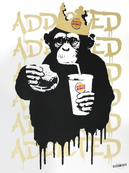 Fast Food Monkey – Burger King Gold