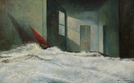 Mad indoor landscape - Wave