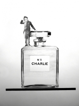 Charlie no. 5 bottle