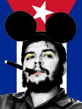 I Went To Disneyland And All I Got Was Cigar (Cuban Che)