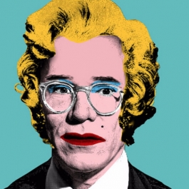Andy Warhol (Wig)