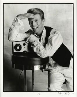 David Bowie Listens to BBC Radio 4