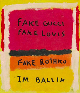 Fake Gucci, Fake Louis, Fake Rothko