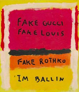 Fake Gucci, Fake Louis, Fake Rothko