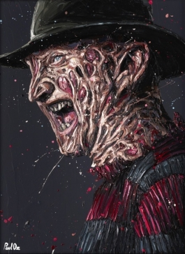 Are you ready? (Freddy Krueger)