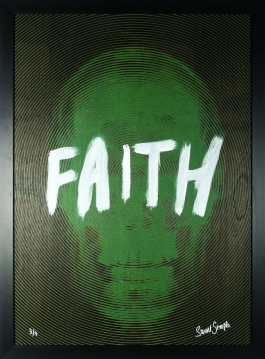 My Heaven is Inside (Green Faith)