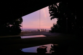Goldstein Residence Sunset