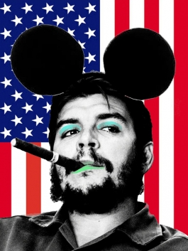 I Went To Disneyland And All I Got Was Cigar (USA Che)