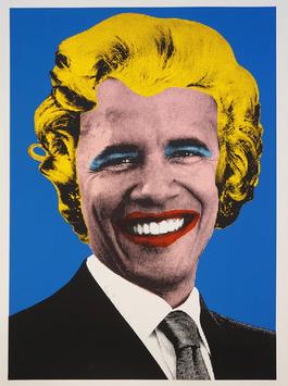 Obama Marilyn