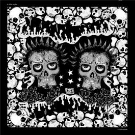Skulls (Black & White)