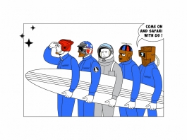 The Space Patrol