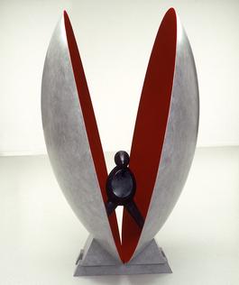 Eggy sculpture