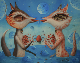 Hopi dream magnetic by PECA