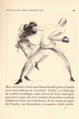 Tableaux Contemporains: Tableau Des Courses, De La Boxe, De La Vénérie, De L