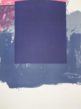 Cuadrado Azul (Blue Square)