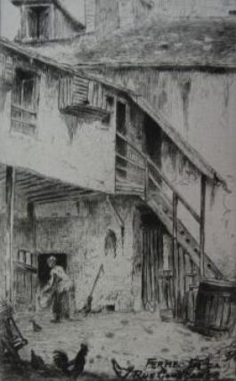 La Ferme De La Rue Constance