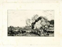 Un Gué, 1873