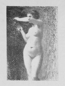 Etude Pour Eve, 1898